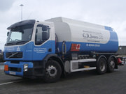 General Delivery 26 tonne tanker